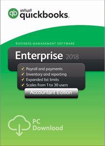 QuickBooks Enterprise Desktop 2017