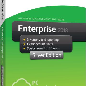 QuickBooks Enterprise Solution - Silver