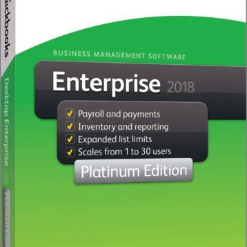 QuickBooks Enterprise Solution - Gold