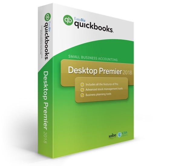 Quickbooks Premier 2018 Quickbooks Premier Quickbooks